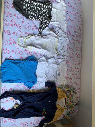 Bodies y pijamas niño 1 año