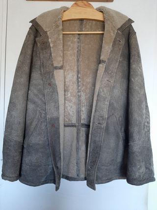 abrigo vintage de hombre