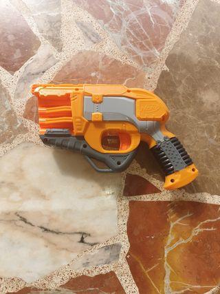 Pistola Nerf Doomlands Persuader