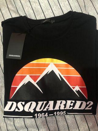Camiseta dsquared 2