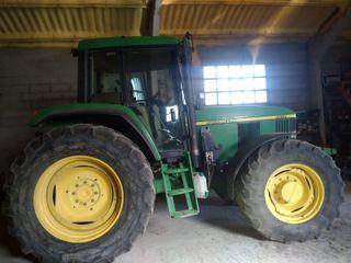 Tractor Jhon Deere