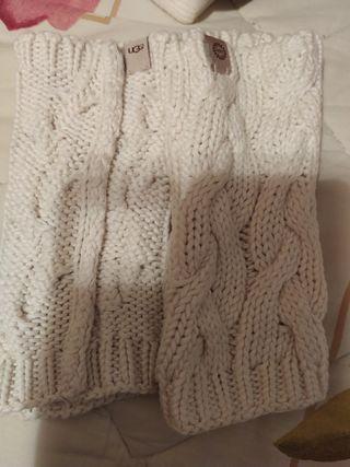 guantes sin dedos ugg original