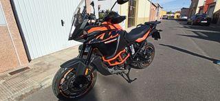 Moto KTM ADVENTURE 1090 NUEVA CON TODOS LOS EXTRAS