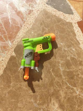 Pistola Nerf Zombie Strike Jolt