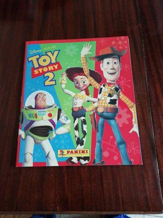album de cromos Toy Story 2