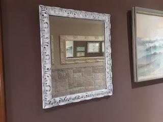 Espejo Antiguo Restaurado.