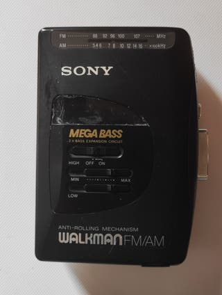 Walkman vintage sony