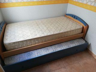 Habitación infantil niño.