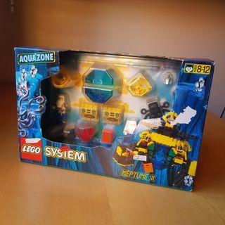 LEGO System Aquazone Sea Claw 7 1822