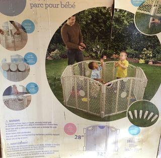 Parque Infantil o Corralito para interior exterior