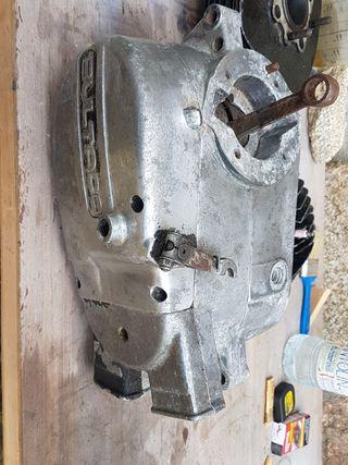 motor bultaco matador