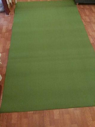 alfombra de goma