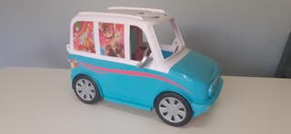 caravana mascotas Barbie