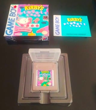 Kirby's Pinball Land GAME BOY