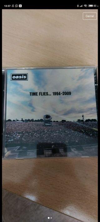 Oasis Time flies