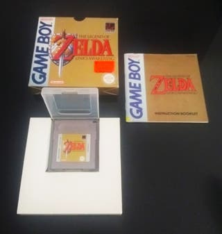 Zelda Link's Awakening GAME BOY