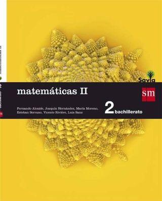 Matemáticas II 2 bachillerato