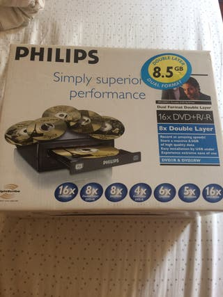 GRABADORA DVD PHILIPS
