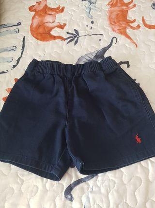 Pantalón corto de niño Ralph Lauren