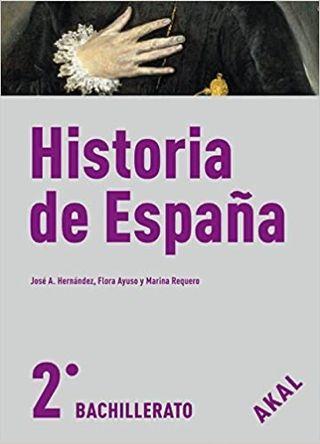 Historia de España 2 Bachillerato