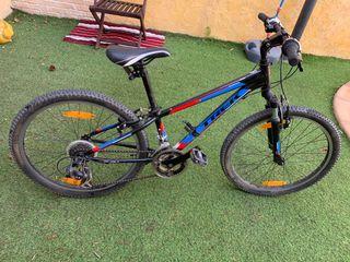 Bicicleta de montaña para niño TREK