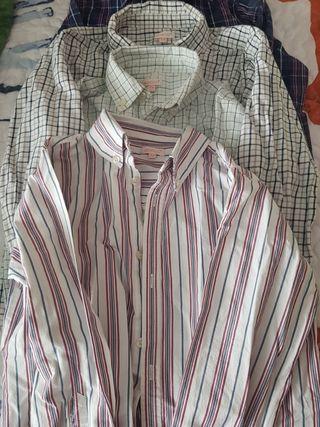 Lote de 4 camisas Gocco niño