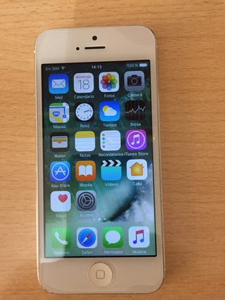 Iphone 5 de 16 gigas libre