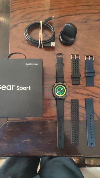 Samsung gear sport. smartwatch