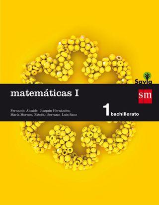 Matemáticas I bachillerato 1
