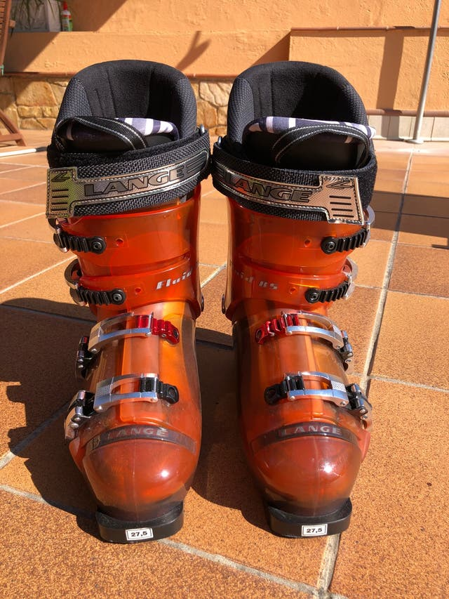 Botas esquí Lange Fluid hombre *Utilizadas 2 veces
