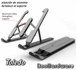 Soporte base para Laptop Portatil Tablet Movil