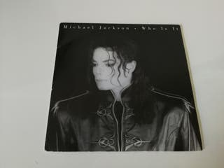 MICHAEL JACKSON - WHO IS IT - SPANISH COPY
