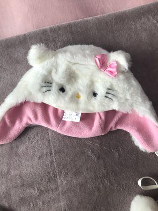 Gorrito Hello Kitty