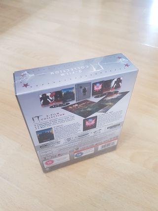 it-chapter 1&2 4K ULTRA HD Blu Ray STEELBOOK