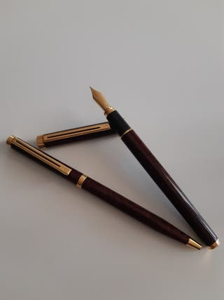 Boligrafo y pluma Inoxcrom