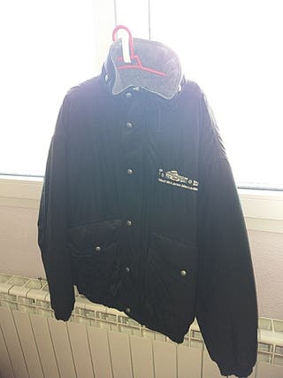 impermeable deportivo