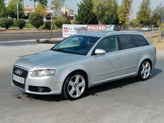 Audi A4 Avant 2008 s-line
