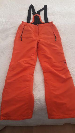 Pantalon esqui cmp talla 12