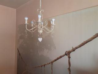 Lámpara de araña Maisons du Monde