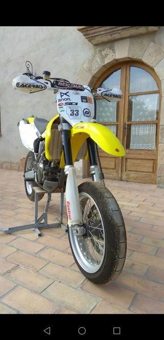 suzuki 250 motor nuevo. motocross y supermotard