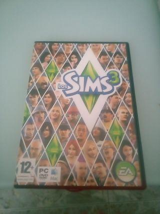 juego Los SIMS3