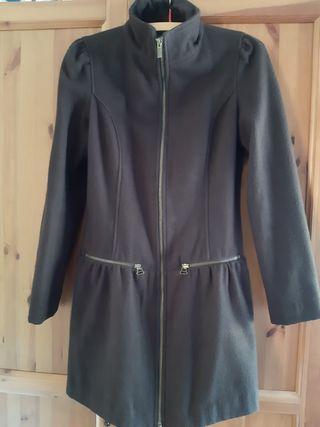 Chaquetón abrigo Sisley t M