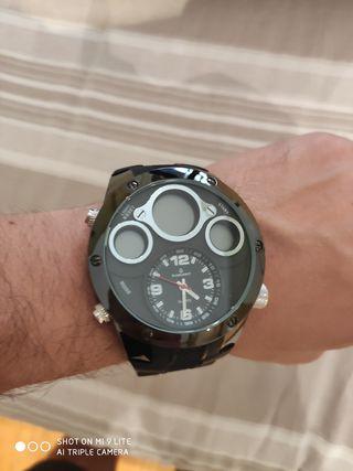 Reloj hombre Radiant negro