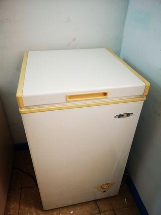 congelador combi 100L