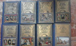 Historia del mundo en la edad moderna Libros