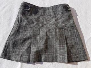 jupe courte neuve tartan 34