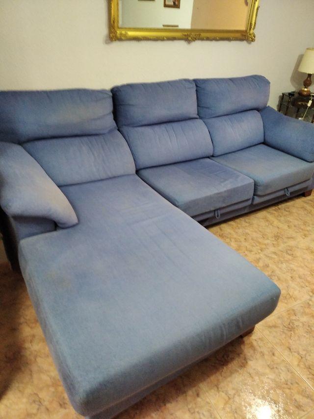 vendo sofá cheslong