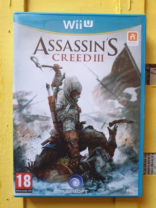 ASSASSIN'S CREED WII-U
