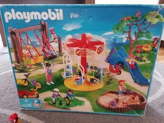 Parque infantil de Playmobil (4070)