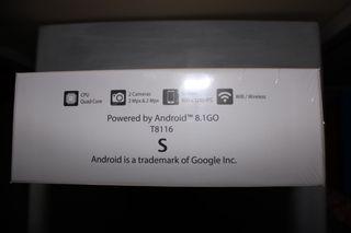 """Tablet Android 8"""" + teclado"""